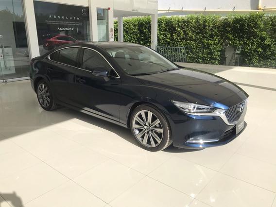 Mazda 6 Signature 2.5 Automatico 2020 Azul Metalico