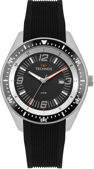 Relógio Technos Masculino Racer 2115mqr/8b