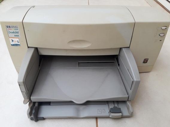 Impressora Hp 840 Raridade. Unica Com 8x Mais Tinta.