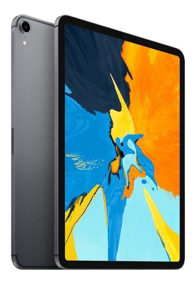 iPad Pro 11 Polegadas Wi-fi + Cellular De 256 Gb
