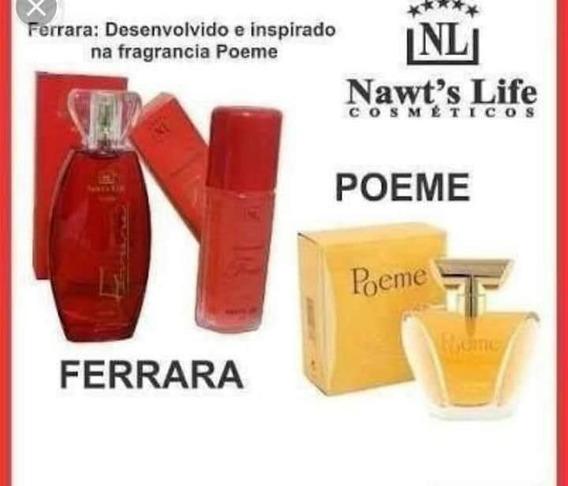 Colônia Ferrara Nawts Life Promoção