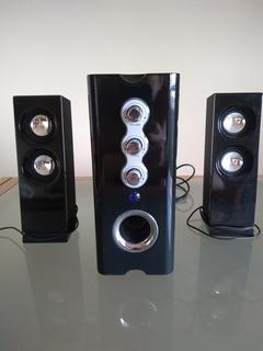 Sistema Amplificador De Audio