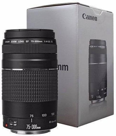 Lente Canon 75-300mm F/4-5.6 Iii3 Ef Autofoco