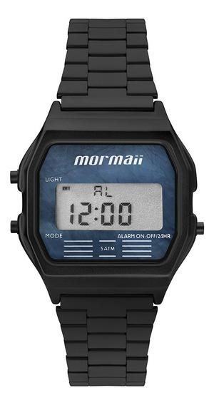 Relógio Digital Mormaii Vintage Preto Mojh02ay/4p