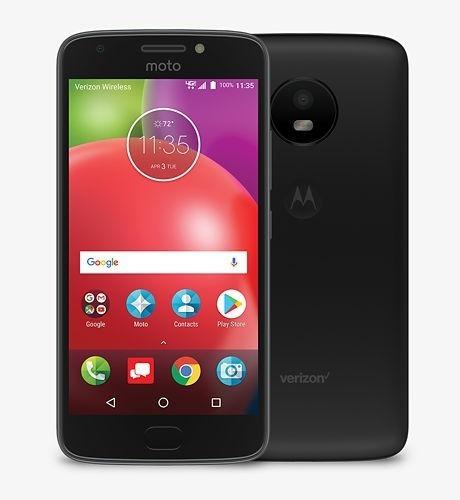Motorola Moto E4 2gb Ram Huella Dactilar Con Estuche Tienda