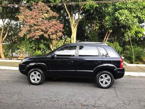 Hyundai Tucson 2.0 Gls 4x2 Flex Aut. 5p 2014 S/entrada