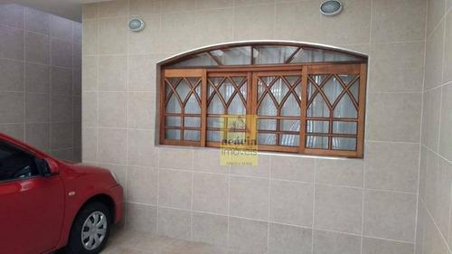 Imagem 1 de 18 de Casa Com 3 Dormitórios À Venda, 105 M² Por R$ 550.000,00 - Parque São Domingos - São Paulo/sp - Ca0946