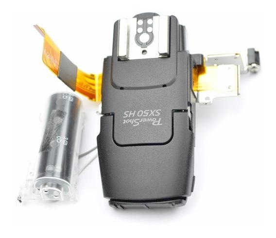 Circuito Do Flash Canon Sx 50hs Completo