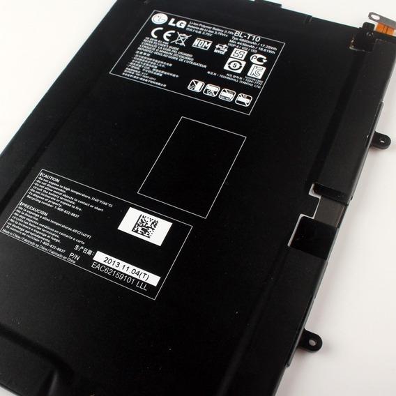 Bateria Bl-t10 4600 Mah Lg G Pad V500 V507l V510 Vk810