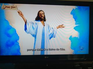 Tv LG Scarlet Lcd Full Hd 52 70yd Ótima!