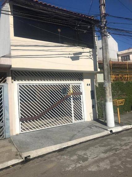 Sobrado À Venda, 119 M² Por R$ 480.000,00 - Jardim Almeida Prado - Guarulhos/sp - So4214