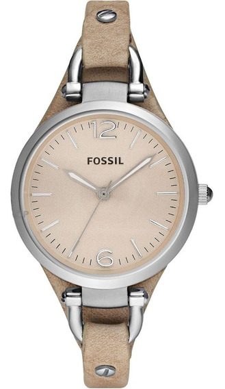 Relógio Feminino Fossil Es2830 Ladies Original