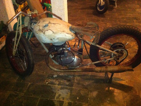 Lote Rara Moto Antiga Alemã 1937 Standard E Lambretta