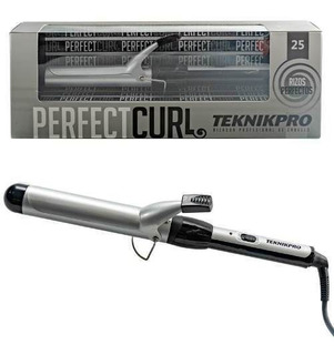 Teknikpro Perfect Curl Buclera Profesional Ondas 25mm Cuotas