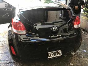 Hyundai Veloster 1.6 At 2013 Anticipo 300000 Pesos Y Cuotas