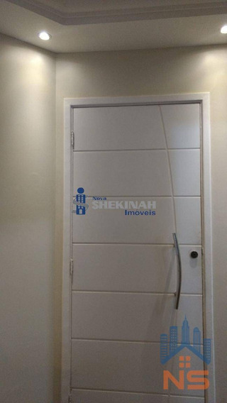 Apartamento Residencial À Venda, Cidade Ademar, São Paulo - Ap12743. - Ap12743