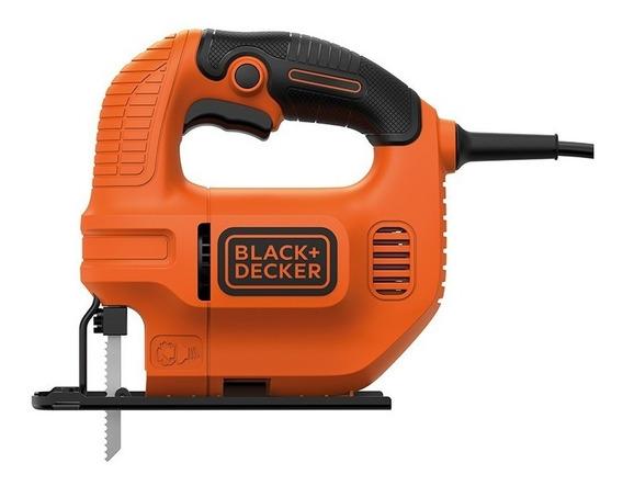 Sierra Caladora Biseladora 45° Black Decker Ks501 420w - Rex