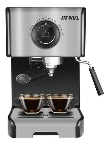 Cafetera Atma Pro Cook Ca9197xn Automática Plateada Expreso 220v