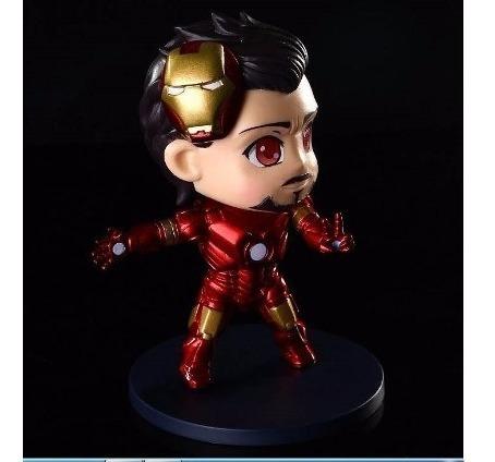 Iron Man Figuras De Ação Funko (pronta Entrega)