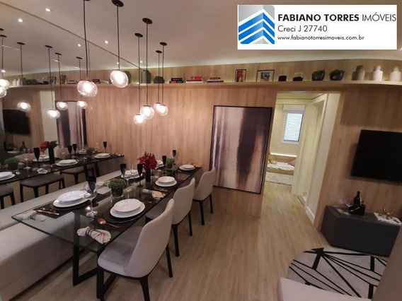 Apartamento Para Venda Em São Bernardo Do Campo, Cooperativa, 2 Dormitórios, 1 Banheiro, 1 Vaga - America_2-809065