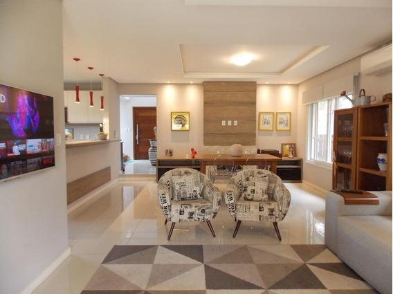 Casa Com 3 Dormitórios À Venda, 189 M² - Alphaville - Gravataí/rs - Ca1854