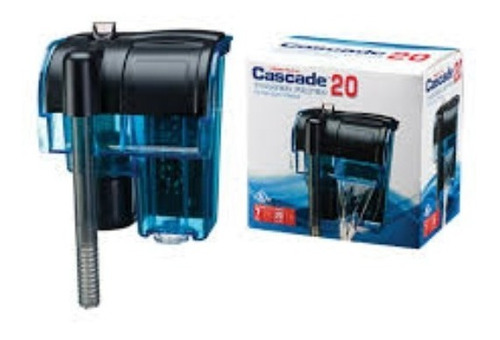 Imagen 1 de 2 de Filtro Penn Plax Cascade Mini 20 Acuarios De Hasta 27 Litros