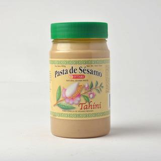 Pasta De Sesamo Tahina 450gr Sabor Arabe De Sytari Dw