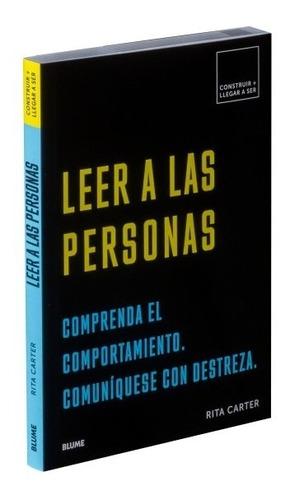 Imagen 1 de 6 de Leer A Las Personas-comprender El Comportamiento De Personas