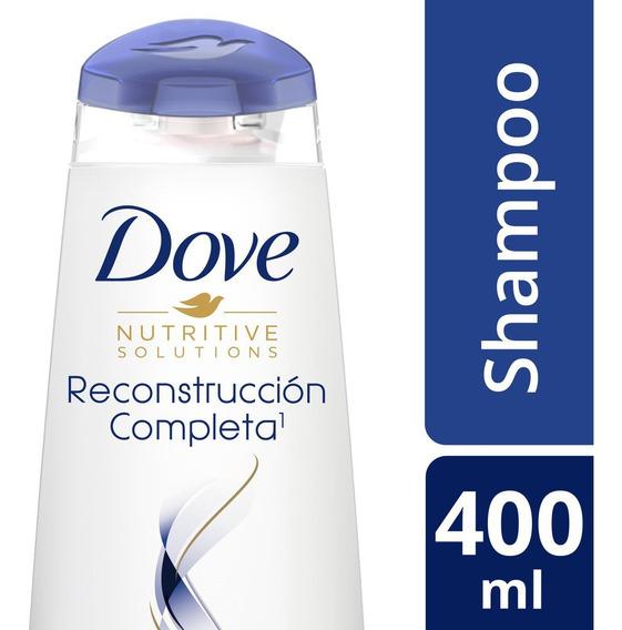Shampoo Dove Reconstrucción Completa 400ml