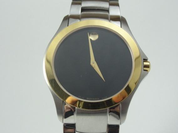 Relógio Movado Ref: 81 G2 1855 - Museum - Masculino