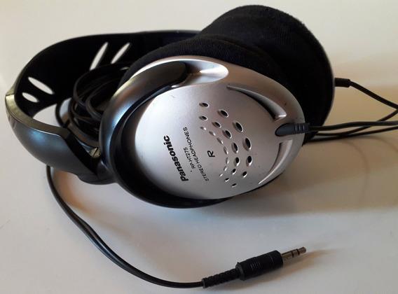 Fone Ouvido Panasonic - Modelo Rp-ht275 Stereo - Cabo 2,6m