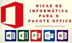 Aulas De Informatica Para Iniciantes Do Pacote Office