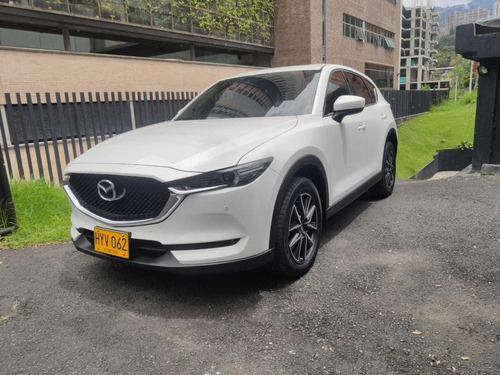 Mazda Cx-5 Grand Touring Lx 4x4 At Perfecto Estado!