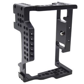 Monte Estabilizador Gaiola Câmera Vídeo Para Sony A7iii A7ri