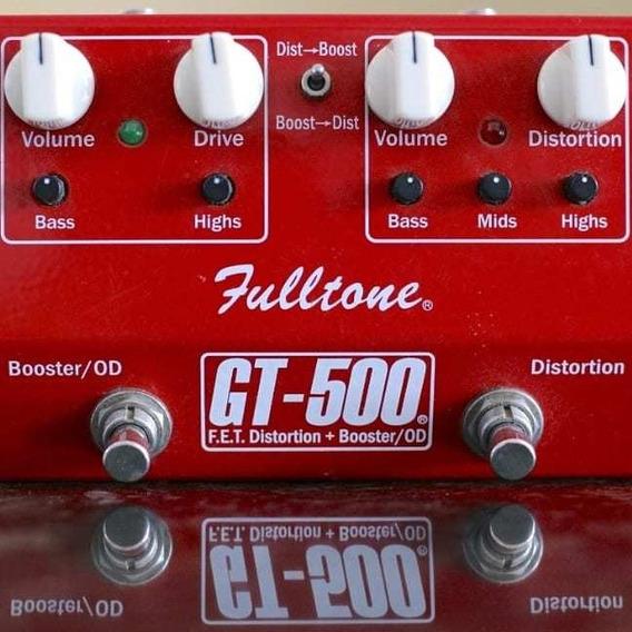 Fulltone Gt 500 Melhor Preço Ml