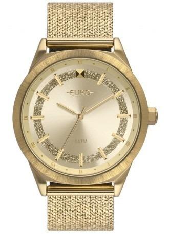 Relógio Euro Shiny Mesh Eu2036ypv/4d - Ótica Prigol