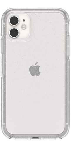 Otterbox Carcasa Symmetry iPhone 11 Clear Glitter