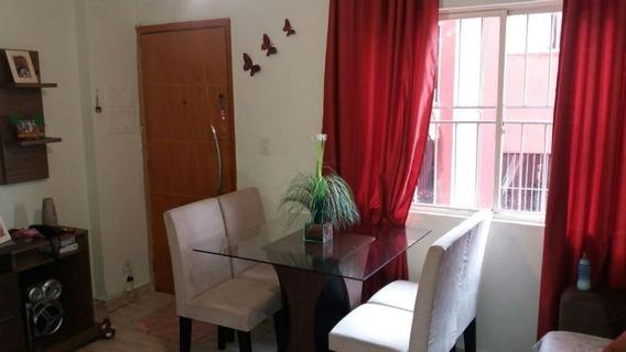 Apartamento Residencial À Venda Com 2 Dormitórios! - Ap0235