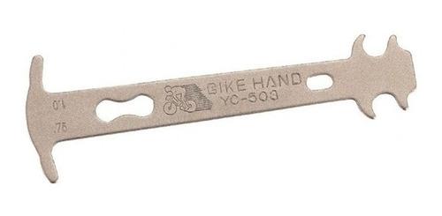 Herramienta Para Medir Desgaste De Cadena - Bike Hand
