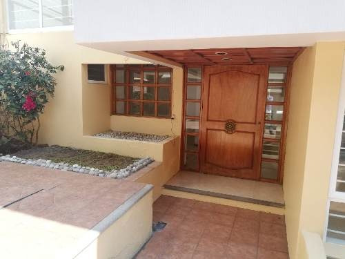 Rento Casa En Satelite 4 Recamaras Circ. Juristas