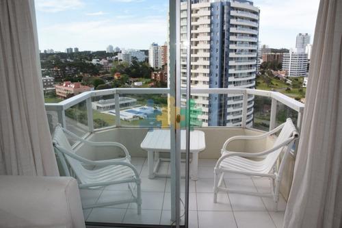 Apartamento En Brava, 2 Dormitorios *- Ref: 2710
