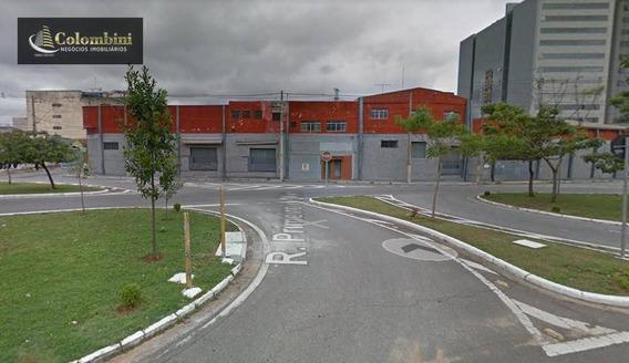 Galpão À Venda, 2053 M² - São José - São Caetano Do Sul/sp - Ga0021
