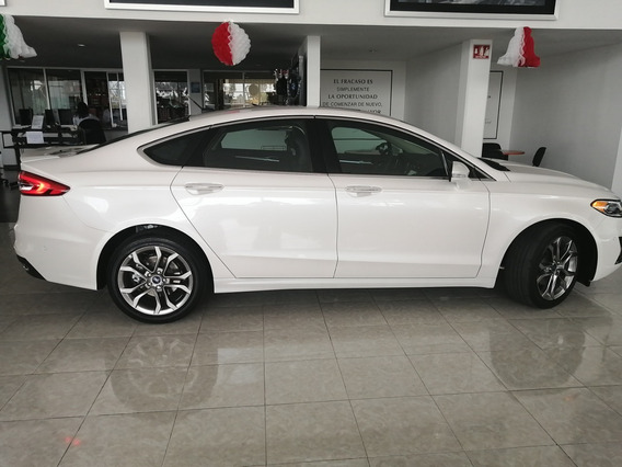 Ford Fusion 2.0 Titanium At 2019