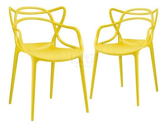 2 Cadeiras Allegra Ana Maria Cozinha Jantar Cores