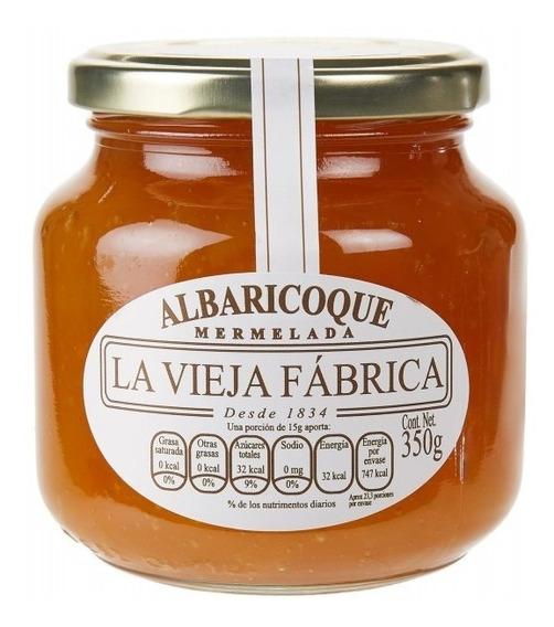 Mermelada De Albaricoque La Vieja Fabrica 350 Gr.*