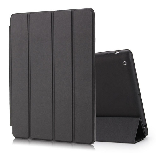 Capa Smart Cover Premium Apple iPad 5 / iPad Air 1 - A1822 / A1823 / A1474 / A1475 / A1476 + Com Sensor Sleep