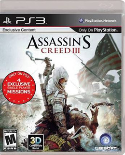 Assassins Creed Iii. Assassins Creed 3 Ps3