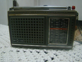 Rádio Motoradio Rpf M31 Funcionando