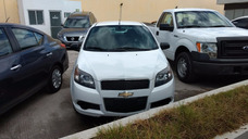 Chevrolet Aveo Ls Ta 2014