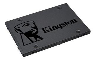 Disco Solido Kingston 240gb 2,5 Ssd Sata3 Ultra Slim Garanti